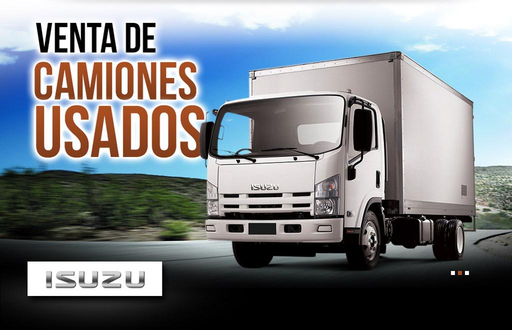 Venta de Camiones USados Hermanos Peraza