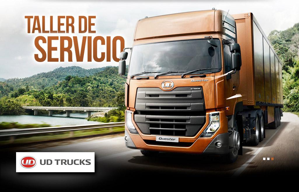 Taller de Servicio Camiones Hermanos Peraza